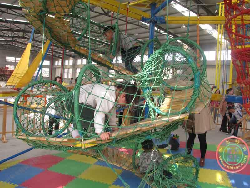 华北特训儿童设备免费体验活动 - 拓展器械,拓展器材